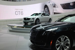 Cadillac Goes Big With the Stunning CT6