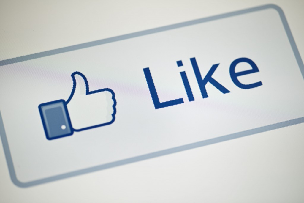 facebook's like button