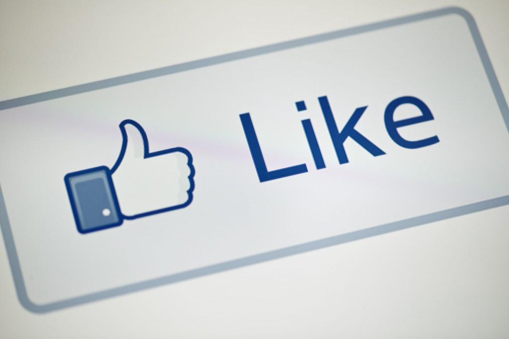 "Facebook ""Like"" button"