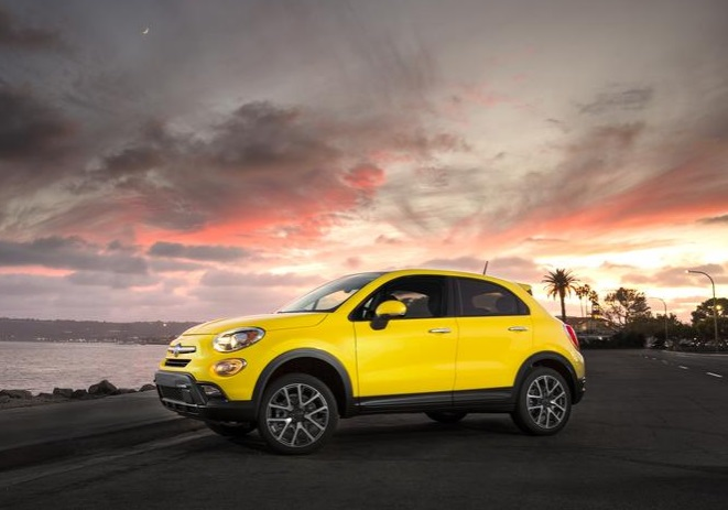 the 2016 fiat 500x crossover price specs and pictures. Black Bedroom Furniture Sets. Home Design Ideas