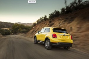 The 2016 Fiat 500x Crossover: Price, Specs, and Pictures