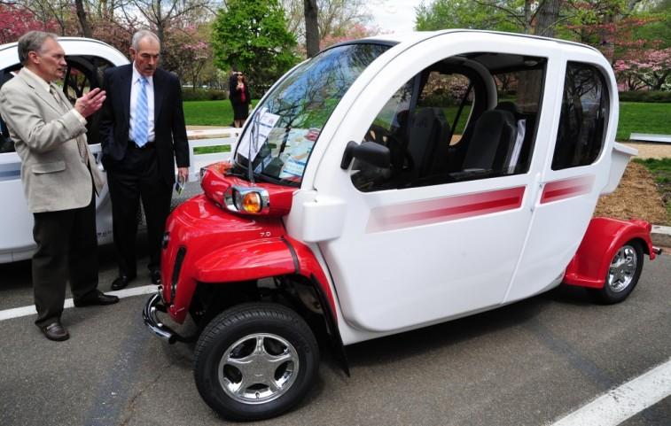 Tesla Isn T The Future Golf Carts Are