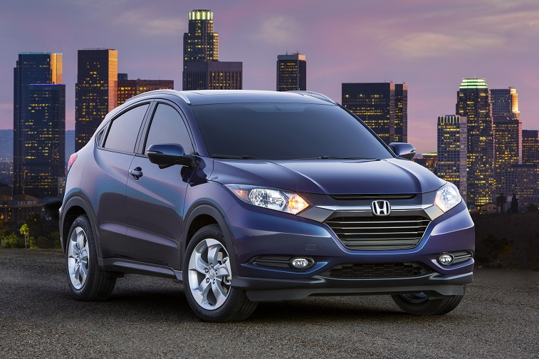 the honda hr v is a capable crossover with compact appeal review. Black Bedroom Furniture Sets. Home Design Ideas