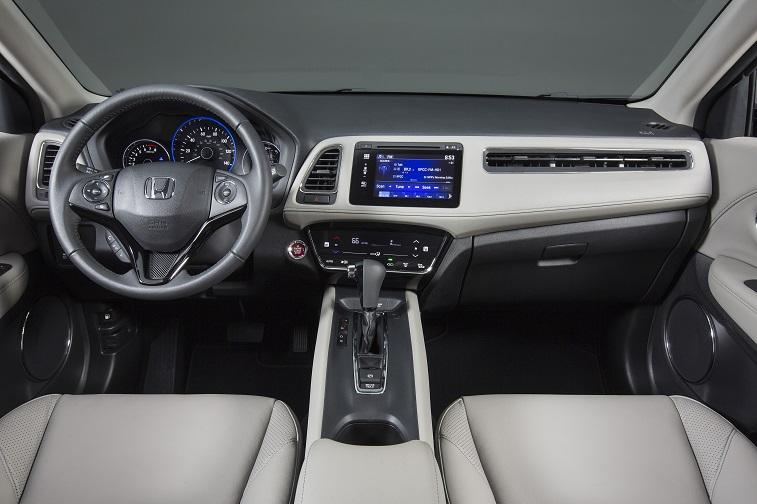 Honda HR-V Cabin