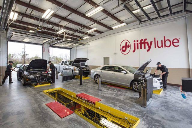 Jiffy Lube location | Jiffy Lube via Facebook