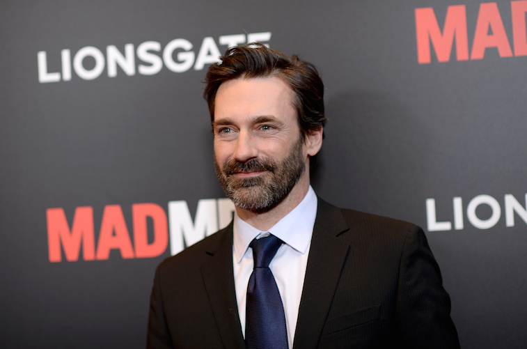 """Jon Hamm attends the """"Mad Men"""" New York Special Screening at The Museum of Modern Art"""