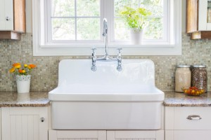 Go Green With Recycled Glass Tile