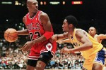 NBA: Michael Jordan's 5 Biggest Rivals on the Court