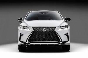 Lexus Brings Sharper Styling and More Spindles With the Newest RX