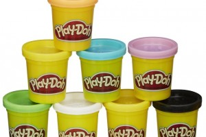 Can Play-Doh Fit the 'LEGO Movie' Mold?