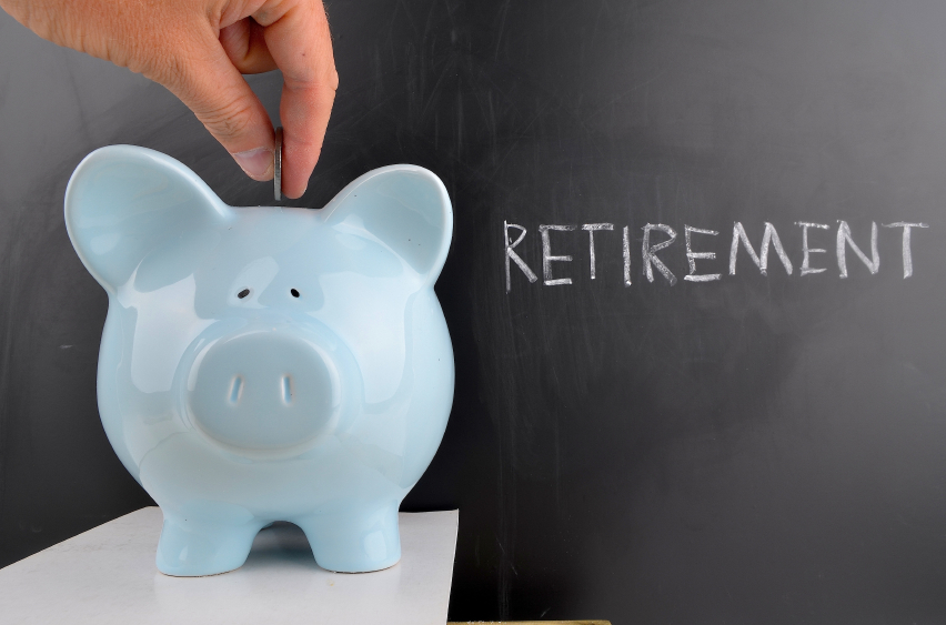 retirement piggybank