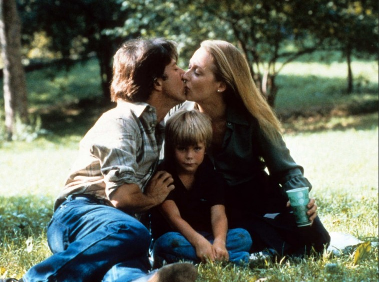 Justin Henry (middle) in Kramer vs. Kramer