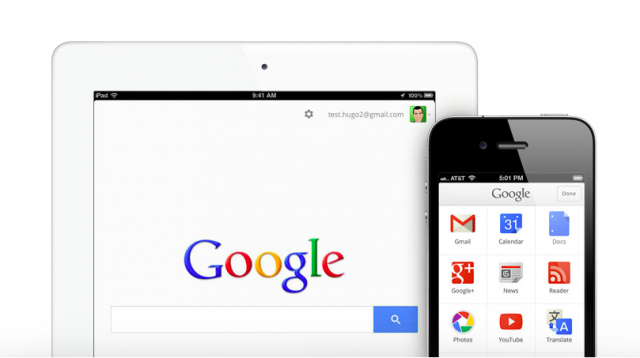 Google Apps for iOS