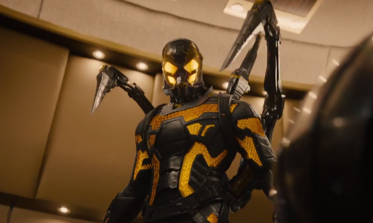 Yellowjacket - Ant-Man, Marvel