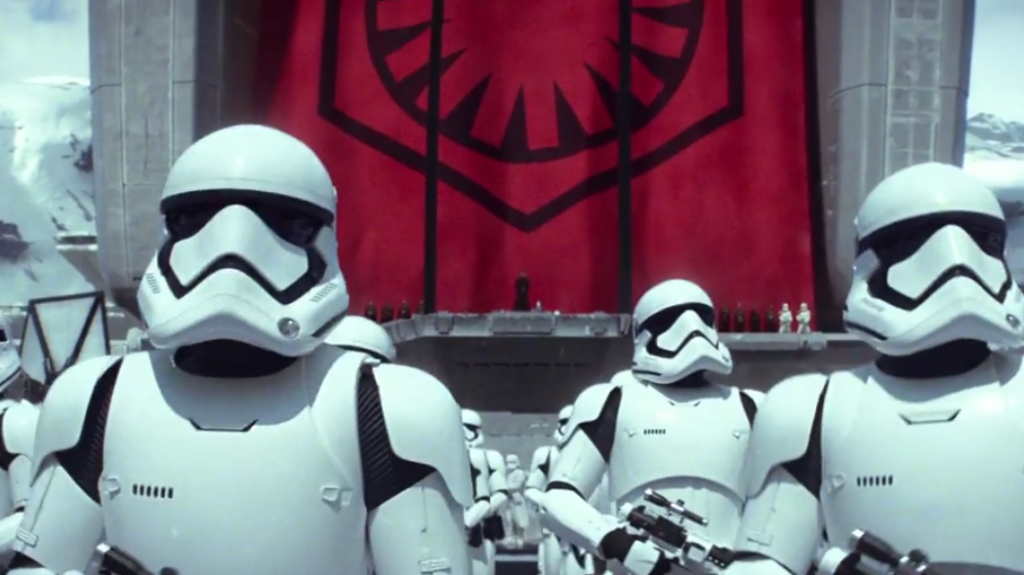 Empire - Star Wars Stormtroopers