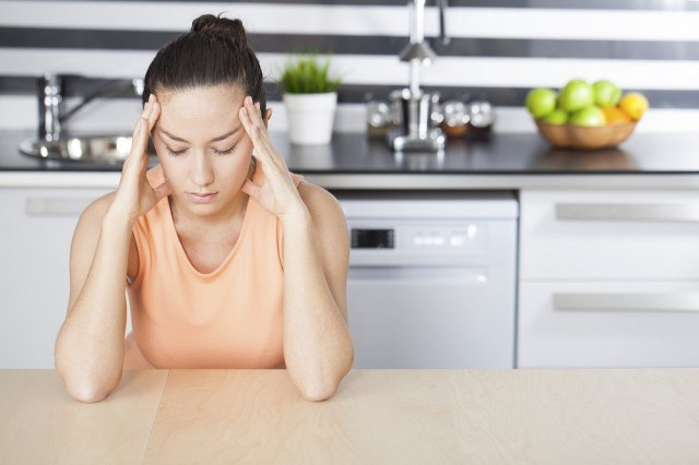 kitchen, stress