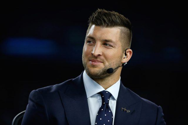 Tim Tebow engaged to Demi-Leigh Nel-Peters