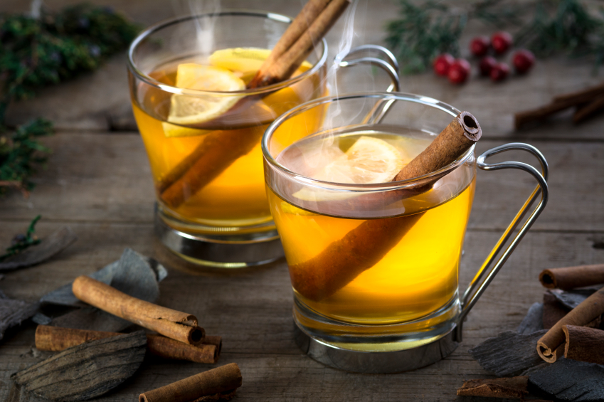 Hot Toddy Cocktails, whiskey