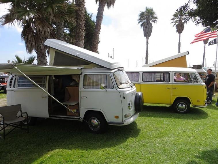 Volkswagen Westfalia Pop-Up Camper
