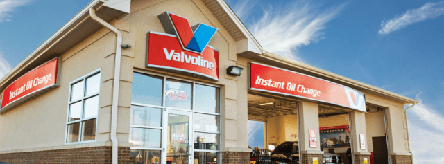 Valvoline Instant Oil Change | Valvoline via Facebook