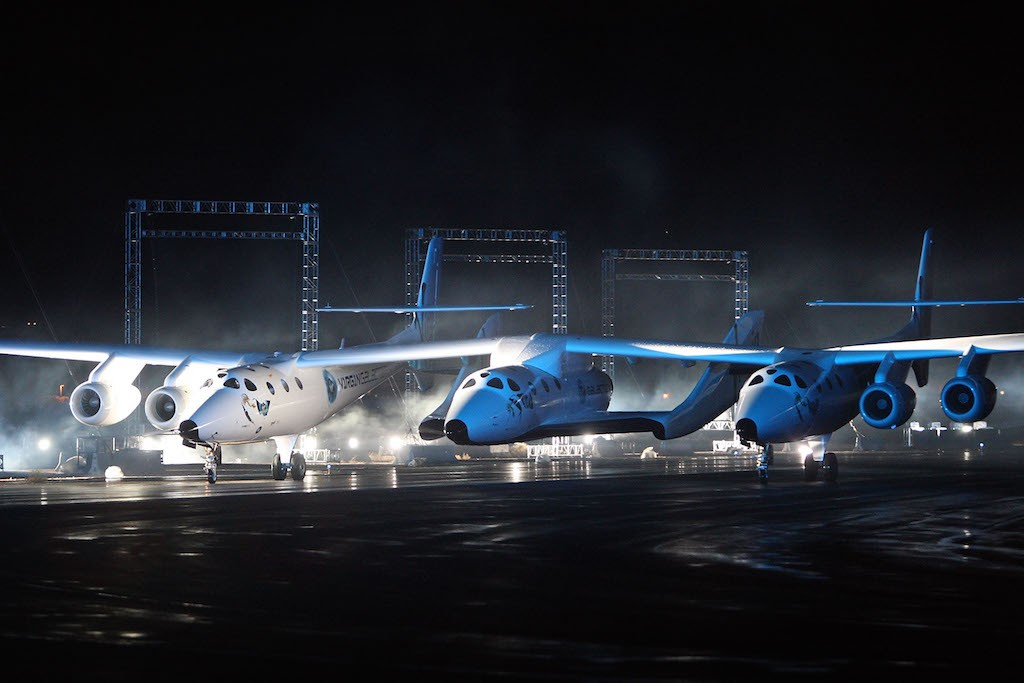 Virgin Galactic's SpaceShipTwo, Space Industry
