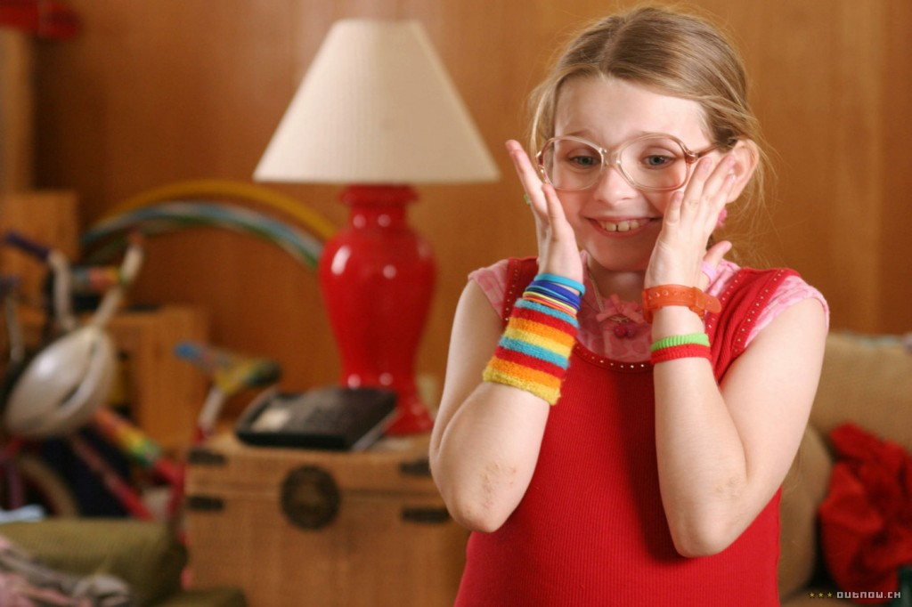 Abigail Breslin in Little Miss Sunshine