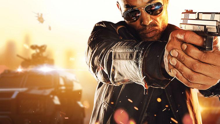 Battlefield Hardline   EA Dice