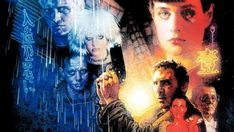 Blade Runner promotional poster