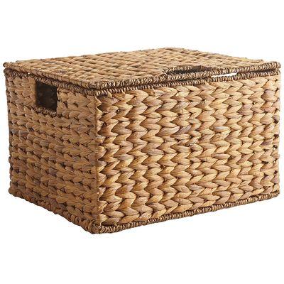 carson lidded basket