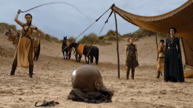 Dorne, Sand Snakes - Game of Thrones