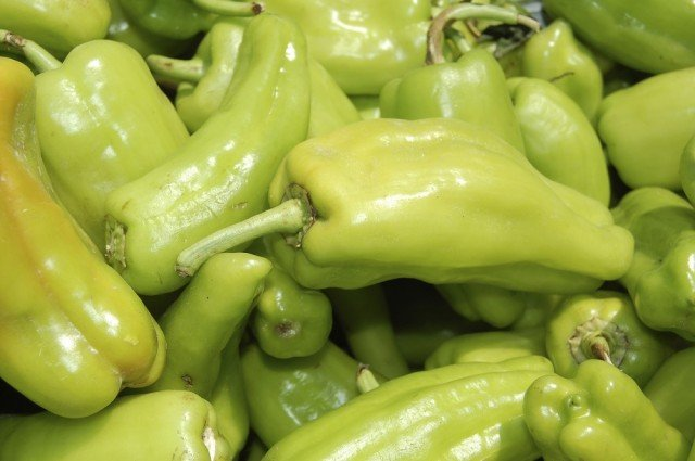 chile peppers