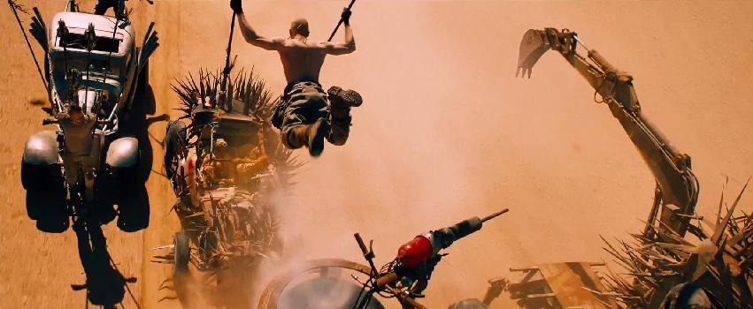 Mad Max: Fury Road - Warner