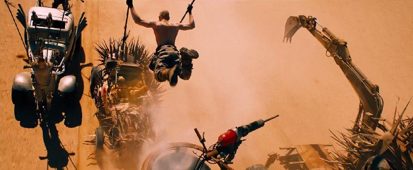 Mad Max: Fury Road - Warner