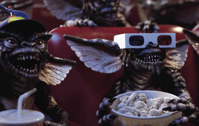 Gremlins reboot - Chris Columbus inspired by J.J. Abrams