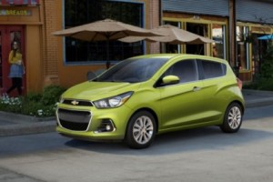 Chevy Rekindles the Spark for 2016