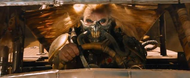 Immortan Joe - Mad Max Fury Road