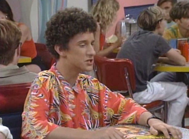 Screech, Saved by the Bell