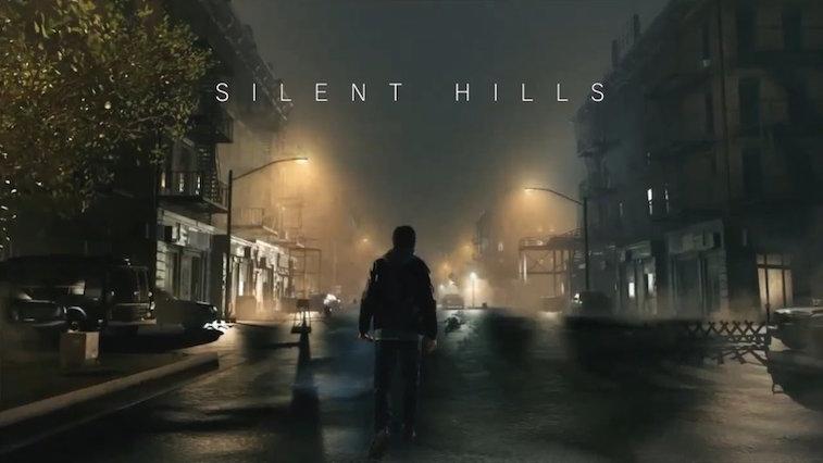 'Silent Hills'   Konami