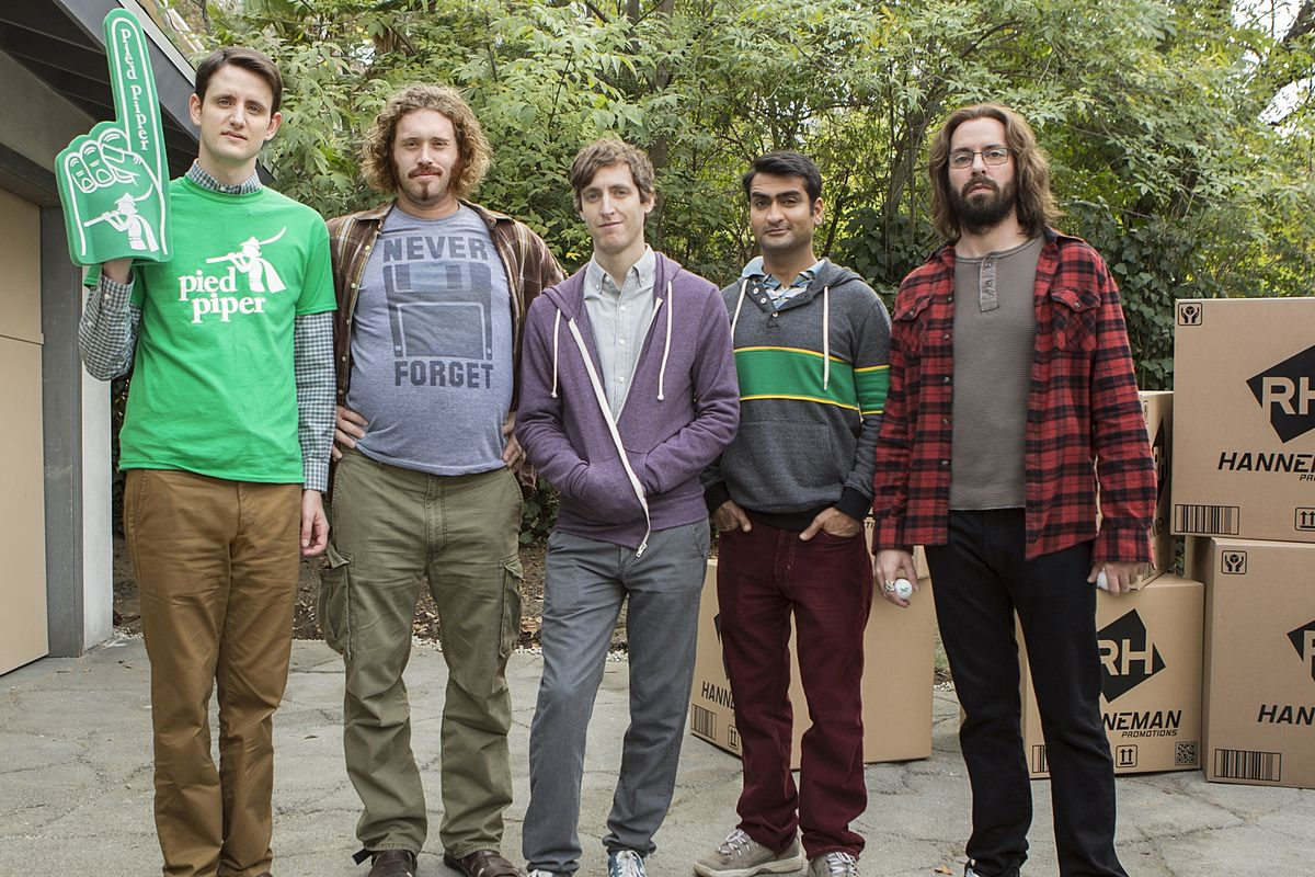 Silicon Valley - HBO, TV shows