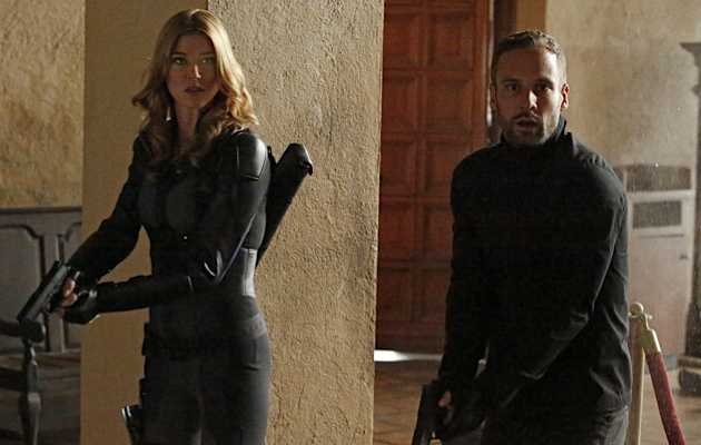 Agents of SHIELD spinoff show