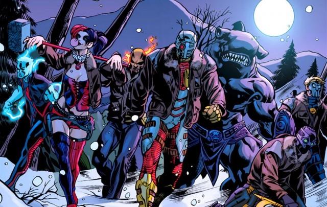 Suicide Squad Comic Books