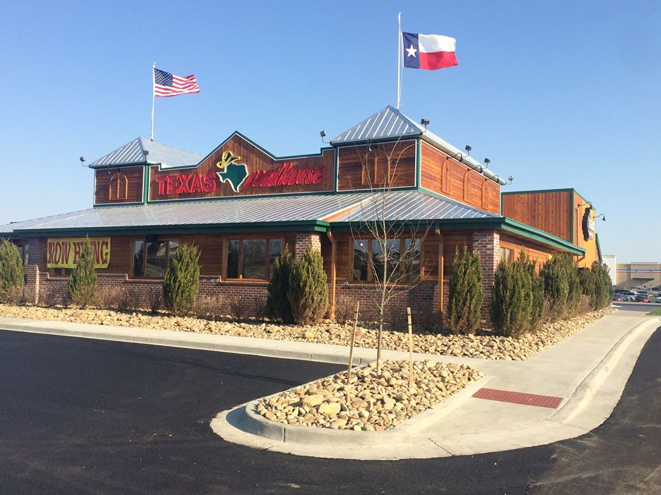 A new Texas Roadhouse location in Louisville, KY - Source: Texas Roadhouse Official Facebook Page