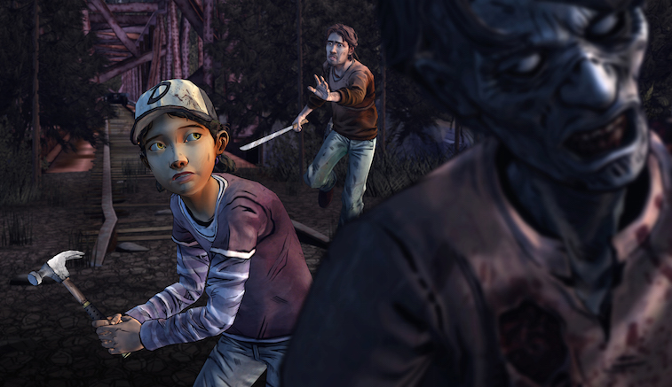 Clementine from The Walking Dead: Season Two