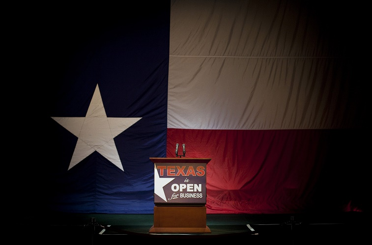 Rick Perry Awaits Election Results At Exotic Game Ranch