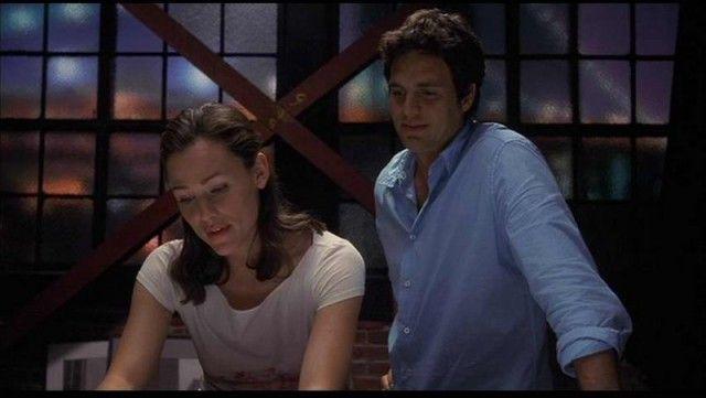 Jennifer Garner and Mark Ruffalo in '13 Going on 30.'