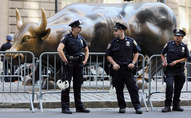 Occupy Wall Street Marks One-Year Anniversary With Protests