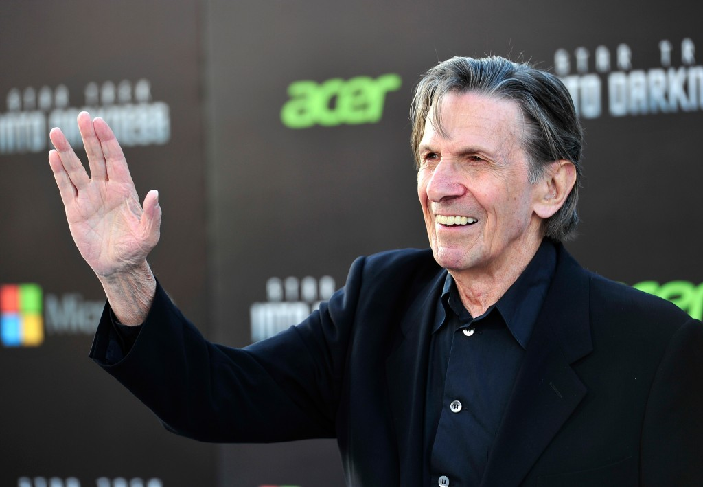 Leonard Nimoy | Frazer Harrison/Getty Images
