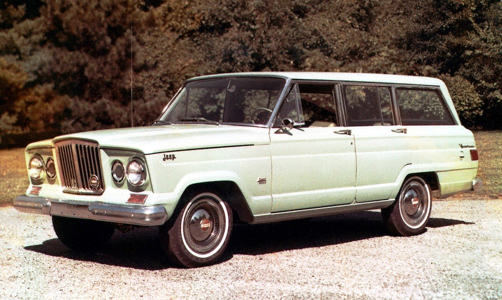 Jeep Will Take On Range Rover With an AllNew Grand Wagoneer