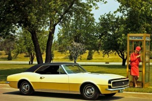 Celebrate the Chevy Camaro's Five Decades of Performance