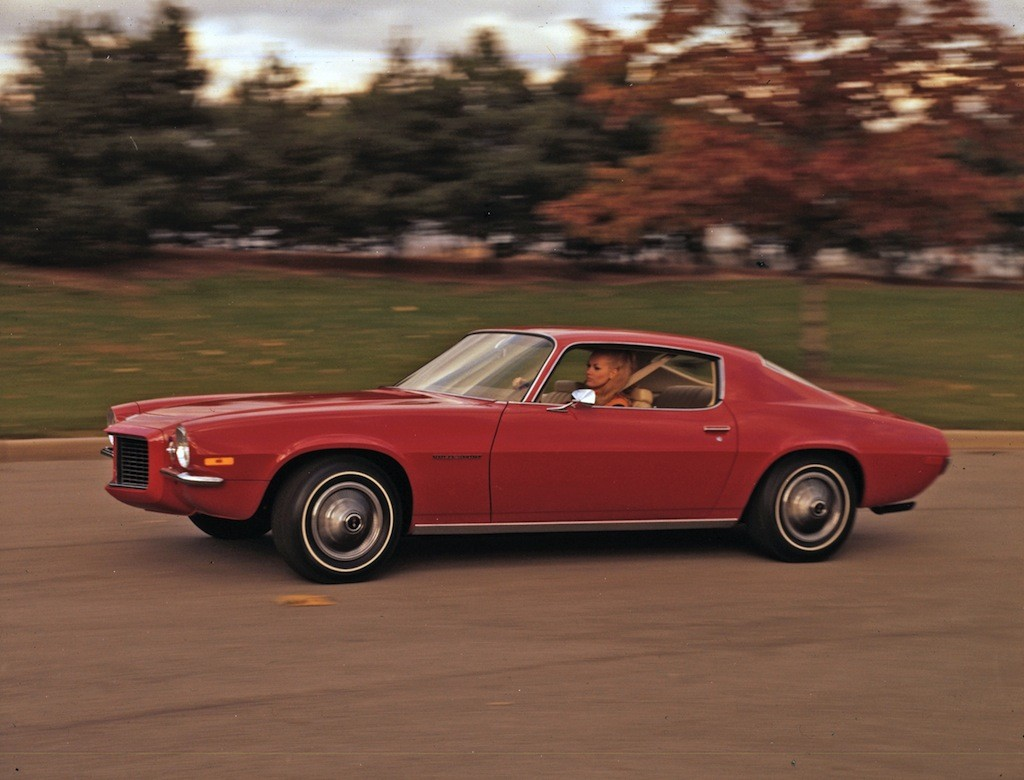 the 19701981 chevy camaro dizzying highs and brutal lows